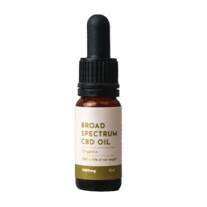 10% Broad Spectrum CBD Oil